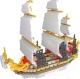 Микроконструктор YZ-Diamond Sailing Ship (66501) -