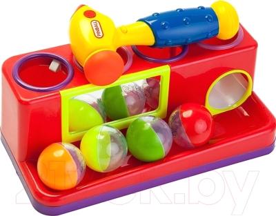 Развивающая игрушка Bradex Пим-Пам-Пум DE 0154 (красный)