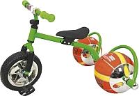 Детский велосипед Bradex Баскетбайк DE 0051 (зеленый) -