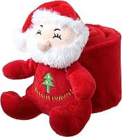 Плед Luazon Этелька Санта-рюкзак 165337 (красный) -