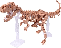 Микроконструктор YZ-Diamond Dinosaur Skeleton (66506) -