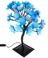 Светодиодное дерево Luazon Ежики мульти 668012 (0.3м) -