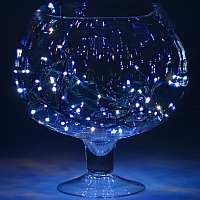 Светодиодная гирлянда Luazon Метраж 670994 (3.5м, синий) -