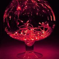 Светодиодная гирлянда Luazon Метраж 671030 (5.2м, красный) -