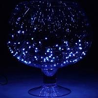 Светодиодная гирлянда Luazon Метраж 702252 (4.5м, синий) -
