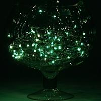 Светодиодная гирлянда Luazon Метраж 703310 (4.5м, зеленый) -