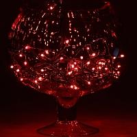 Светодиодная гирлянда Luazon Метраж 703311 (4.5м, красный) -