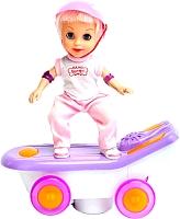 Кукла Bradex Молли-скейтбордистка DE 0164 -