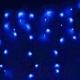 Светодиодная бахрома Luazon Бахрома 706199 (1.2x0.6м, синий) -