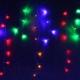 Светодиодная бахрома Luazon Бахрома 1080413 (2.4x0.6м, RG/RB) -