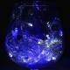 Светодиодная гирлянда Luazon Метраж уличная 1079988 (5м, бело-синий) -