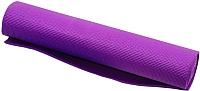 Коврик для йоги NoBrand YM-4 (сиреневый) -