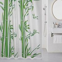 Текстильная шторка для ванной Milardo 510V180M11 -