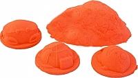 Кинетический песок Bradex Чудо-песок DE 0195 (оранжевый) -