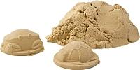 Кинетический песок Bradex Чудо-песок DE 0196 (серый) -