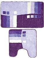 Набор ковриков Milardo 490РA58М13 -