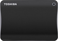 Внешний жесткий диск Toshiba Canvio Connect II 2TB Black (HDTC820EK3CA) -