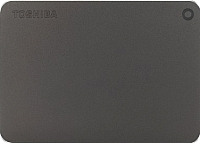 Внешний жесткий диск Toshiba Canvio Premium 3TB Dark Grey Metallic (HDTW130EB3CA) -