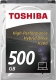 Гибридный жесткий диск Toshiba H200 500GB (HDWM105UZSVA) -