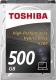 Гибридный жесткий диск Toshiba H200 500GB (HDWM105UZSVA) -