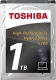 Гибридный жесткий диск Toshiba H200 1TB (HDWM110UZSVA) -
