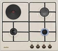 Комбинированная варочная панель Simfer H60V31O511 -