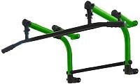 Турник Формула здоровья Орион-450-1 (зеленый/черный) -