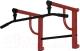Турник Формула здоровья Титан-450-1 (красный/черный) -