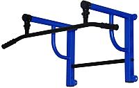 Турник Формула здоровья Титан-450-1 (синий/черный) -