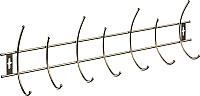 Вешалка для одежды ПТФ Лиана ВМ-127 (бронзовый антик) -