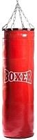 Боксерский мешок Boxer 120x35 (красный) -