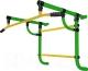 Турник Формула здоровья Геракл-450-1 (зеленый/желтый) -