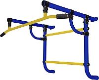 Турник Формула здоровья Геракл-450-1 (синий/желтый) -