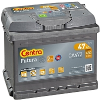 Автомобильный аккумулятор Centra Futura CA472 (47 А/ч) -