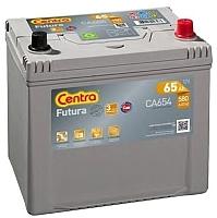 Автомобильный аккумулятор Centra Futura CA654 (65 А/ч) -
