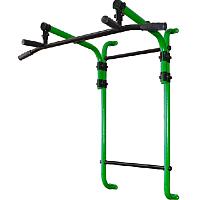 Турник Формула здоровья Витязь-450-3 (зеленый/черный) -
