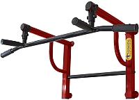 Турник Формула здоровья Титан-450-3 (красный/черный) -