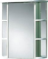 Шкаф с зеркалом для ванной Акваль София 60 (ES.04.61.00.L) -