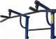 Турник Формула здоровья Титан-450-3 (синий/черный) -