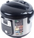 Мультиварка Endever Vita-95 (черный/сталь) -