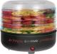 Сушка для овощей и фруктов Endever Skyline FD-57 (черный) -