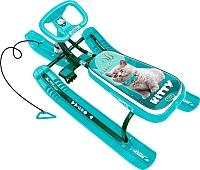 Снегокат детский Ника Тимка Спорт 1 Kitty / ТС1 -