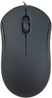 Мышь Ritmix ROM-111 (черный/серый) -