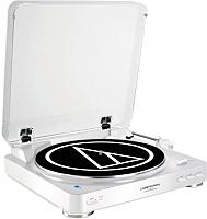 Проигрыватель виниловых пластинок Audio-Technica AT-LP60BT WH -