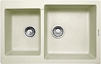 Мойка кухонная Zigmund & Shtain Rechteck 400.275 (каменная соль) -