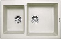 Мойка кухонная Zigmund & Shtain Rechteck 400.275 (индийская ваниль) -