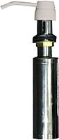 Дозатор встраиваемый в мойку Zigmund & Shtain ZS A001 (каменная соль) -