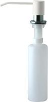 Дозатор встраиваемый в мойку Zigmund & Shtain ZS A002 (индийская ваниль) -