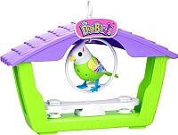 Интерактивная игрушка Silverlit Птичка с домиком 88400 -