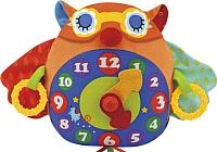 Развивающая игрушка K's Kids Часы-сова KA10662 -